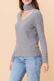 LNA Detached Turtleneck Sweater - Product Mini Image