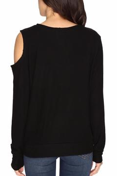 Shoptiques Product: Double Slash Sweatshirt