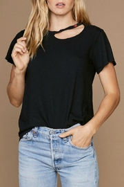 LNA Kissed Tee - Back cropped
