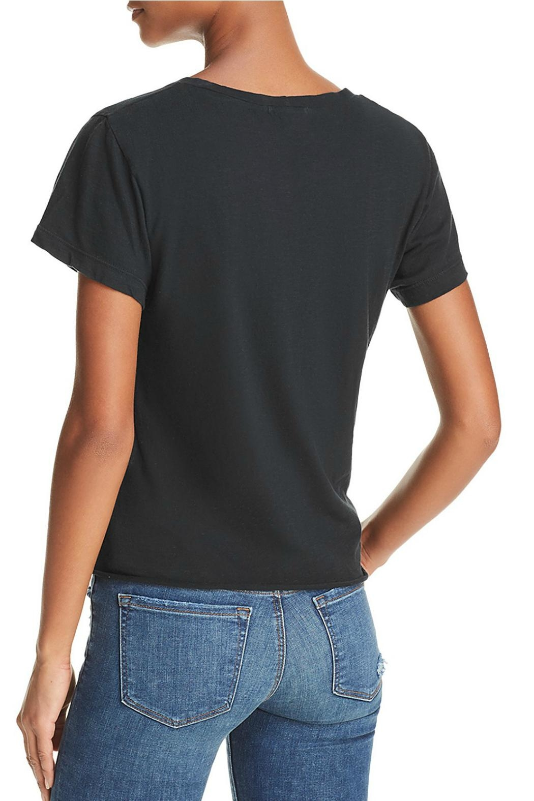 LNA Laced Tee - Front Full Image