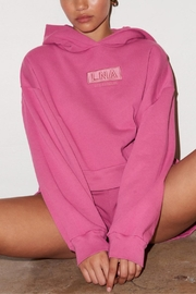 LNA Logo Hoodie - Front cropped