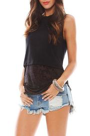 Shoptiques Product: Muscle Burnout Top