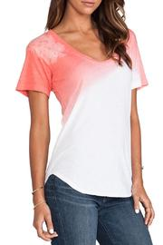 LNA Pink Dipped Tee - Product Mini Image