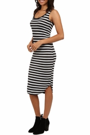 LNA Stripe Dress - Front cropped