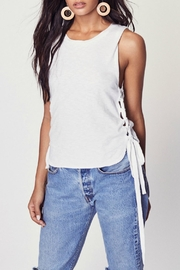 LNA Tied Up Tank - Front cropped