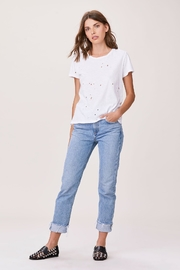LNA Wyatt Distressed Tee - Product Mini Image