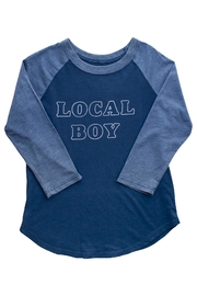 Feather 4 Arrow Local Boy Tee - Front cropped