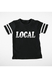 TINY WHALES Local Football Tee - Product Mini Image
