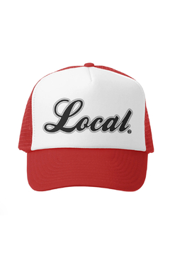 Grom Squad Local Trucker Hat - Alternate List Image