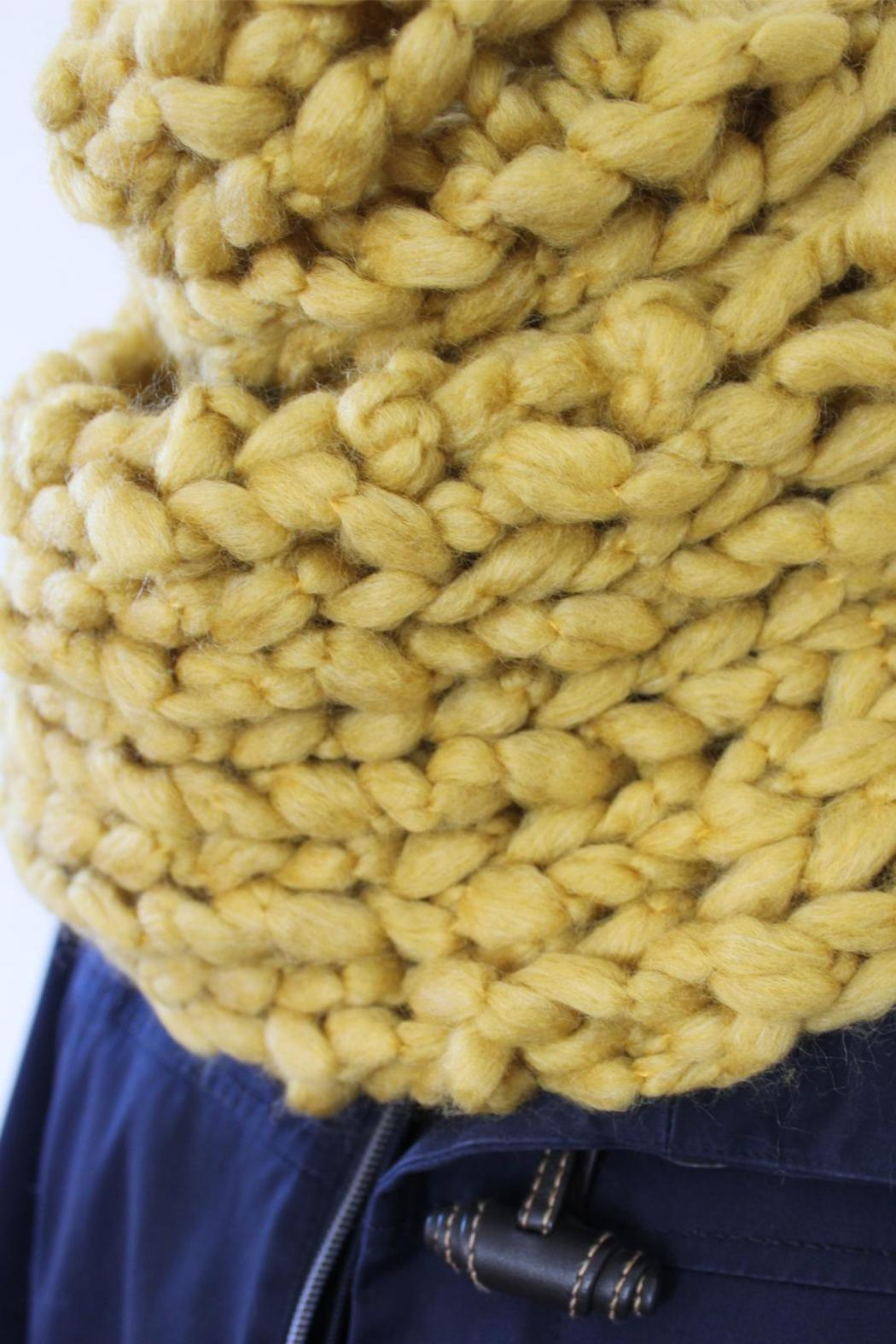 Knitting Queens Ny : Local color nyc chunky knit scarf from new york city