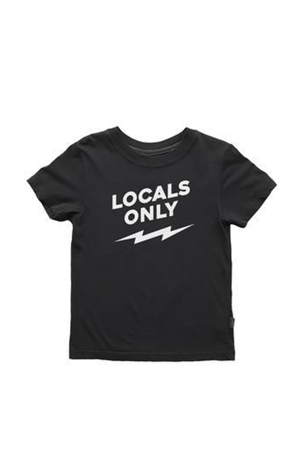 Feather 4 Arrow Locals Only Tee - Main Image