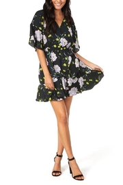 Cupcakes & Cashmere Locke Dress - Front full body