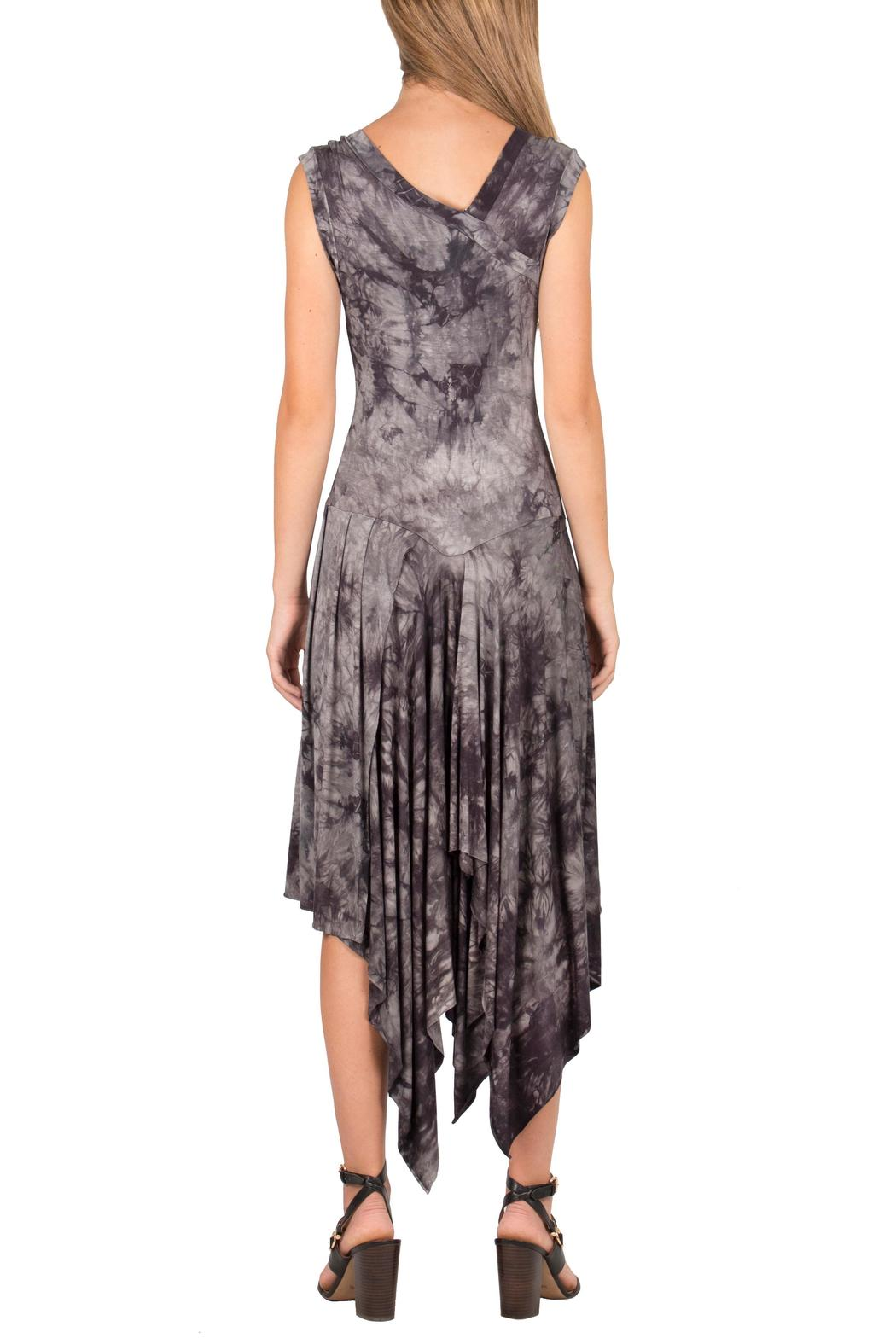 8864fb0f825a2c Lococina Tie- Dye Viscose Dress from Ottawa by Helena Jones — Shoptiques
