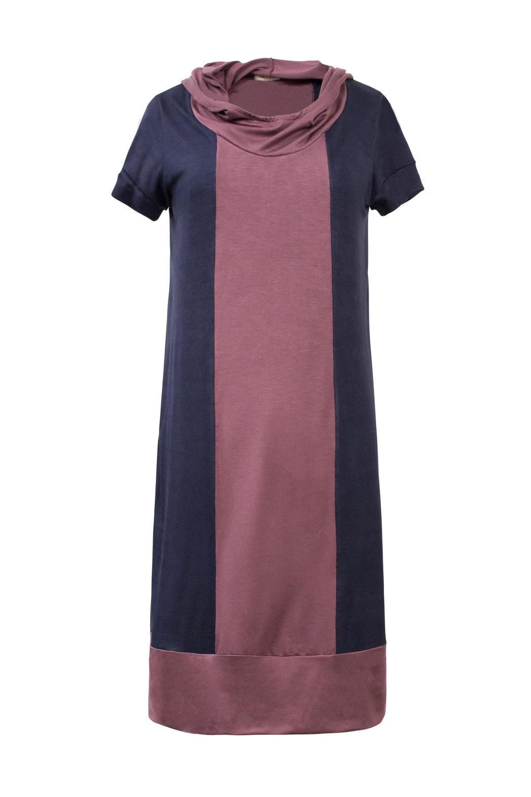 Lococina Hooded Dress - Main Image