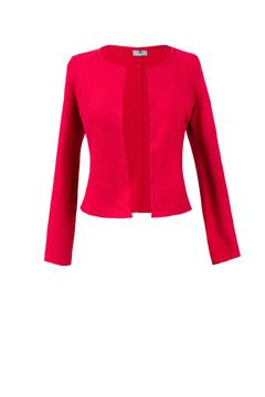Shoptiques Product: Red Cropped Jacket