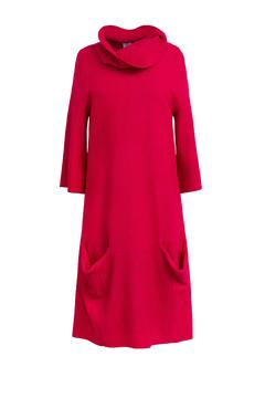 Lococina Red Shift Dress - Product List Image