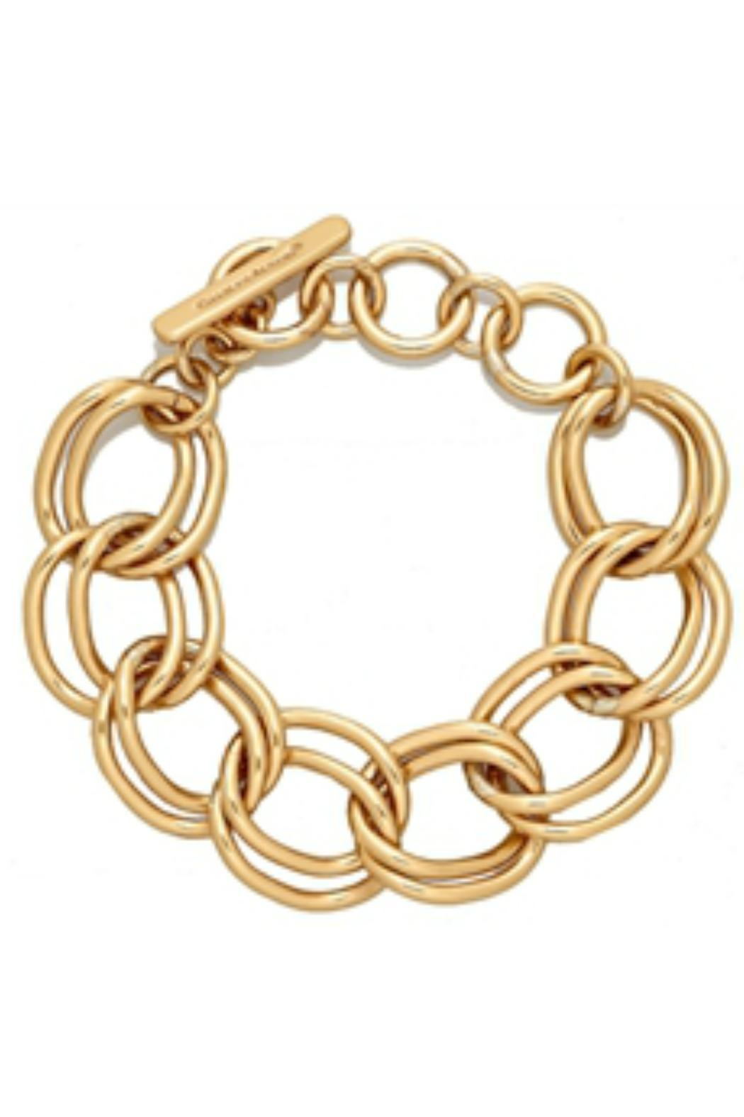 2a36dc02ecae7 Charles Albert Double-Chain Link Bracelet from New Jersey by Locust ...