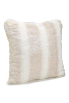 Shoptiques Product: Iced Faux Mink Pillow