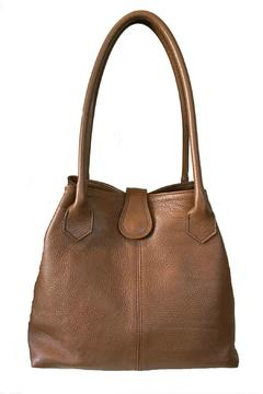 Locust Whimsy Italian Leather Bag - Alternate List Image