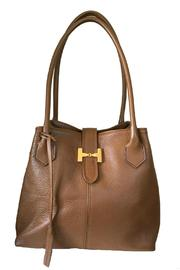 Locust Whimsy Italian Leather Bag - Product Mini Image