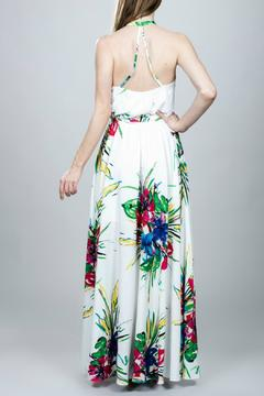 Locust Whimsy Printed Maxi Dress - Alternate List Image