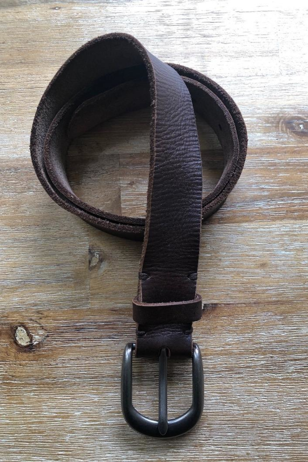 Lodis Accessories Leather Belt - Main Image