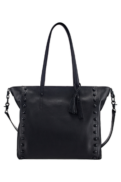 Shoptiques Product: Black Studded Tote