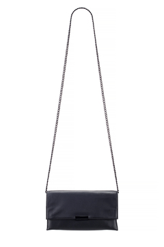 Loeffler Randall Black Tab Clutch - Alternate List Image