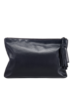 Loeffler Randall Black Tassel Pouch - Alternate List Image