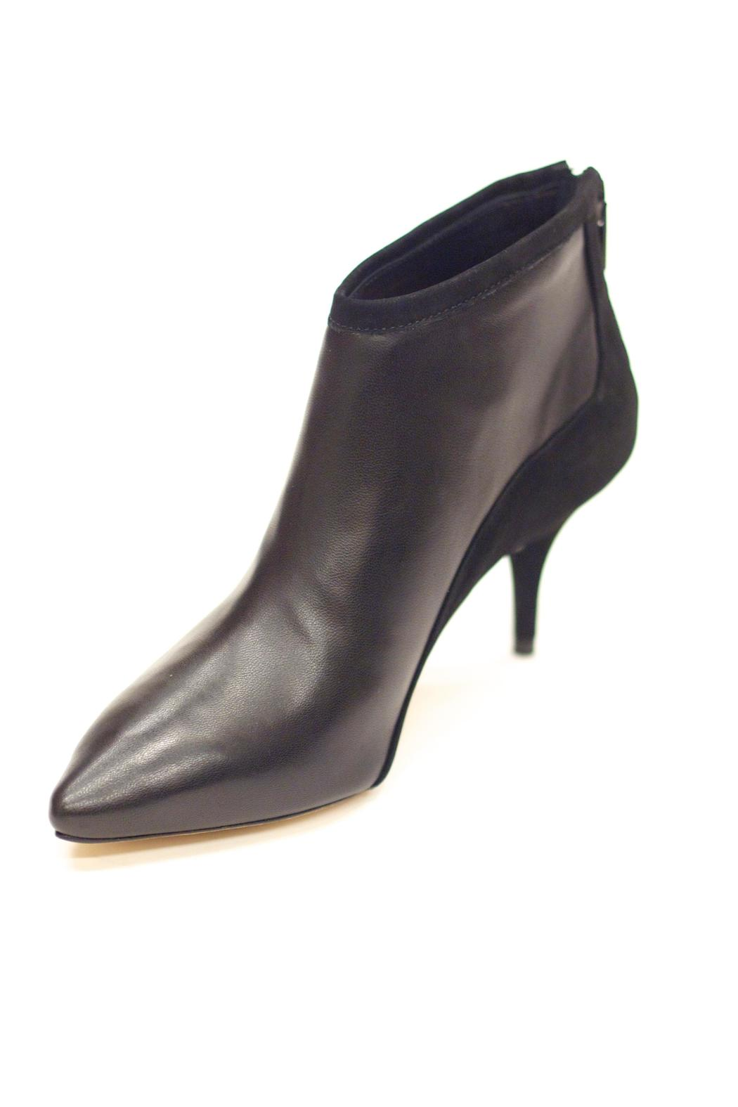 Loeffler Randall Kitten Heel Bootie from Michigan by Leigh's ...