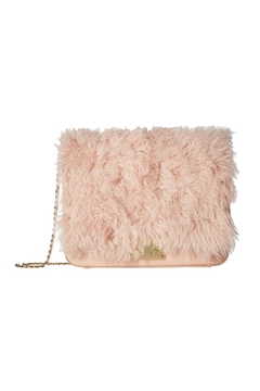 Loeffler Randall Lock Shoulder Pink Pouch - Product List Image