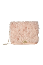 Loeffler Randall Lock Shoulder Pink Pouch - Product Mini Image
