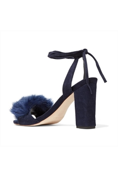 Loeffler Randall Nicolette Navy Heeled Sandal - Alternate List Image