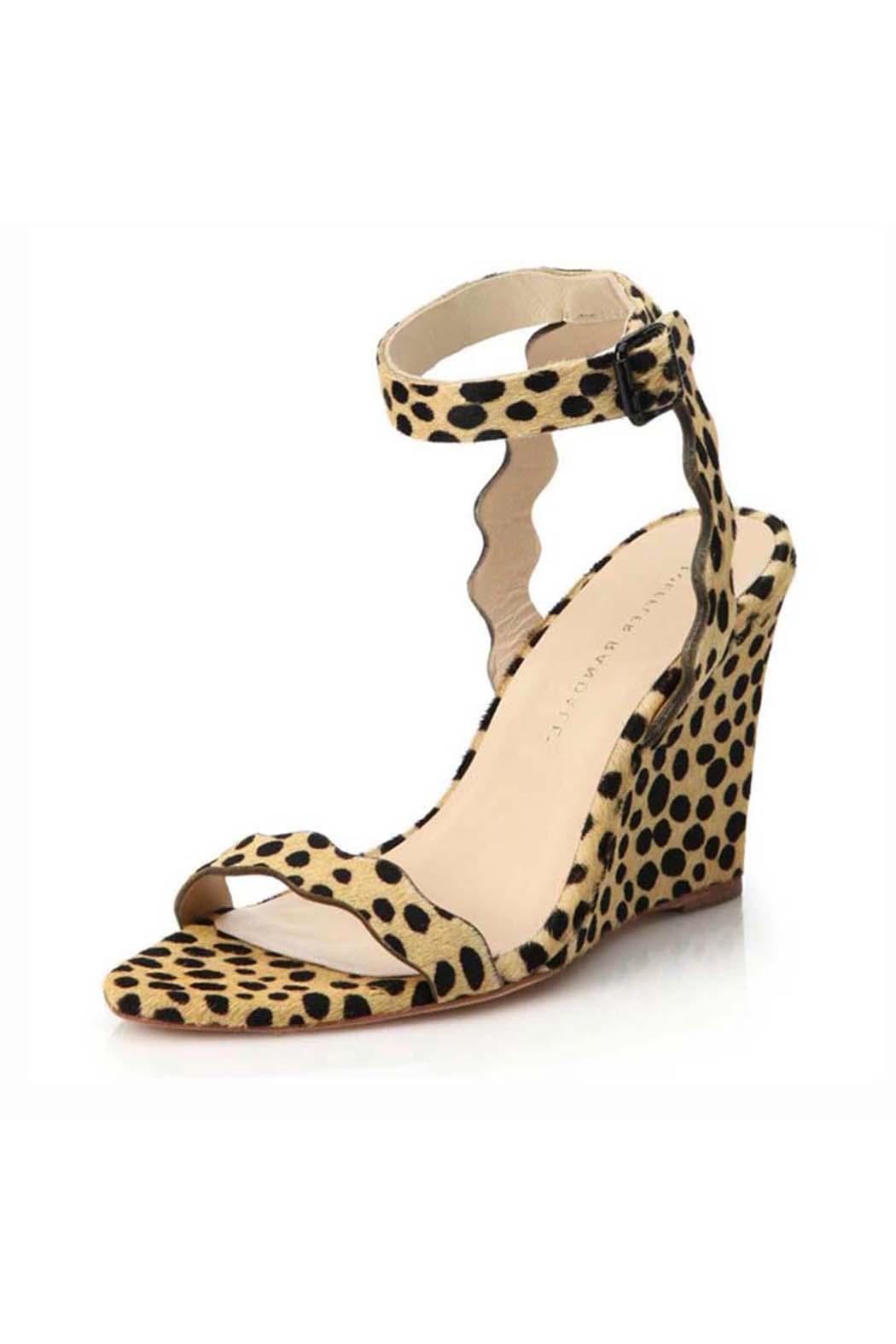 83a660a63231b Loeffler Randall Piper Wedge Cheetah from Alexandria by Bishop ...