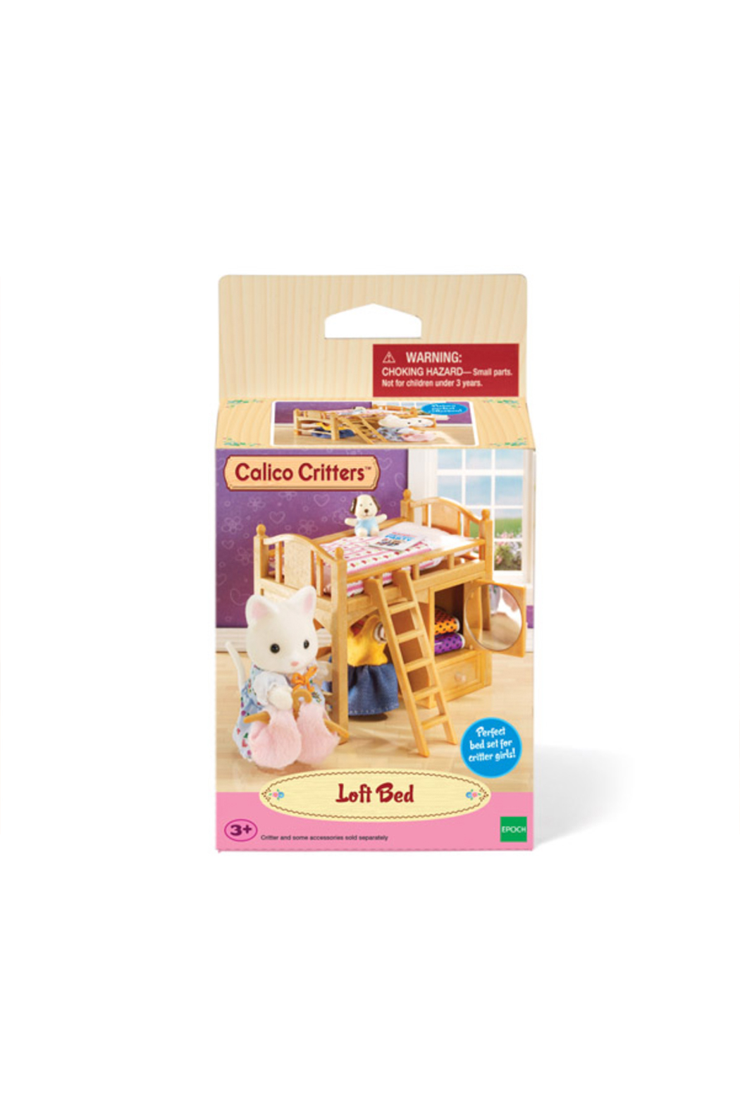 Calico Critters Loft Bed - Main Image