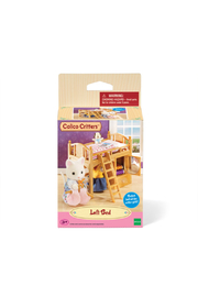 Calico Critters Loft Bed - Front cropped