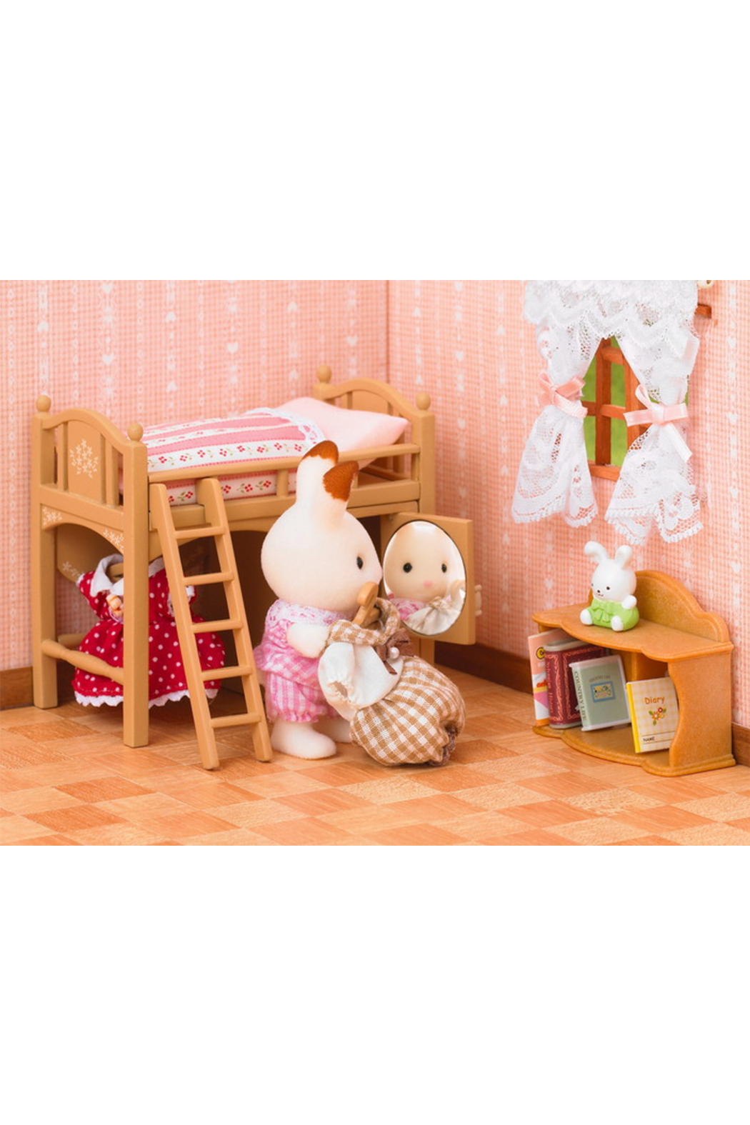 Calico Critters Loft Bed - Front Full Image