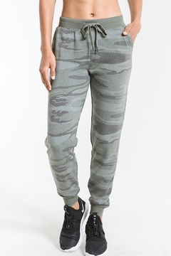 z supply Loft Camo Jogger - Product List Image