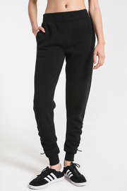 z supply Loft Fleece Cinched Jogger - Product Mini Image
