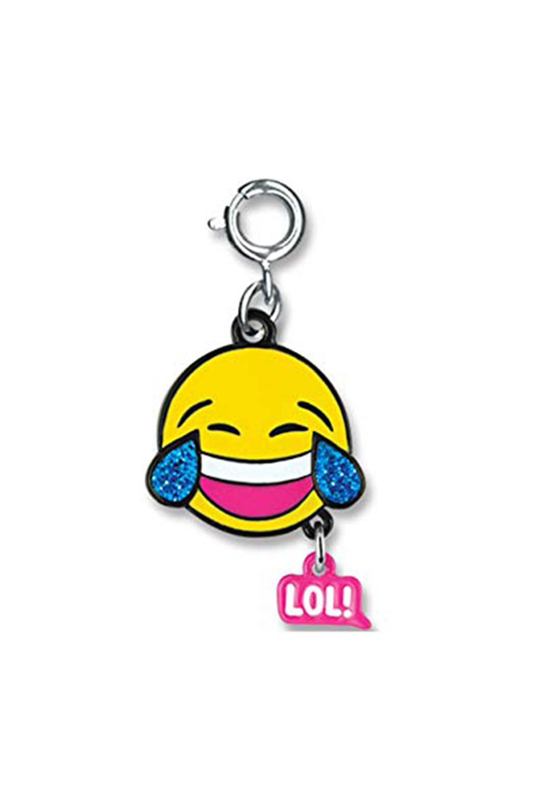 Charm It LOL! Emoji Charm - Front Cropped Image