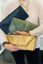 J Markell Lola Clutch - Front cropped