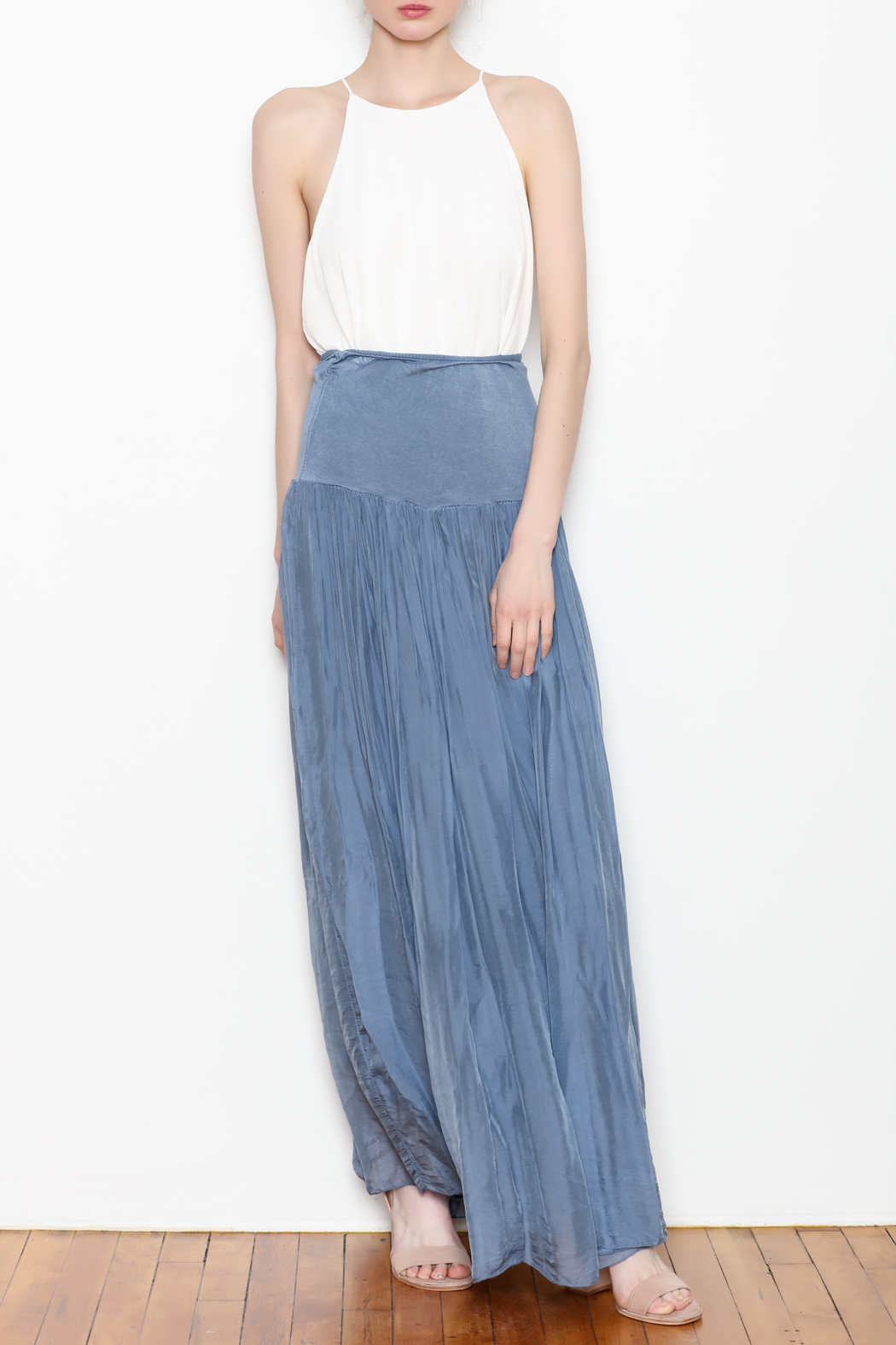 Lola Convertible Dress/Skirt - Side Cropped Image