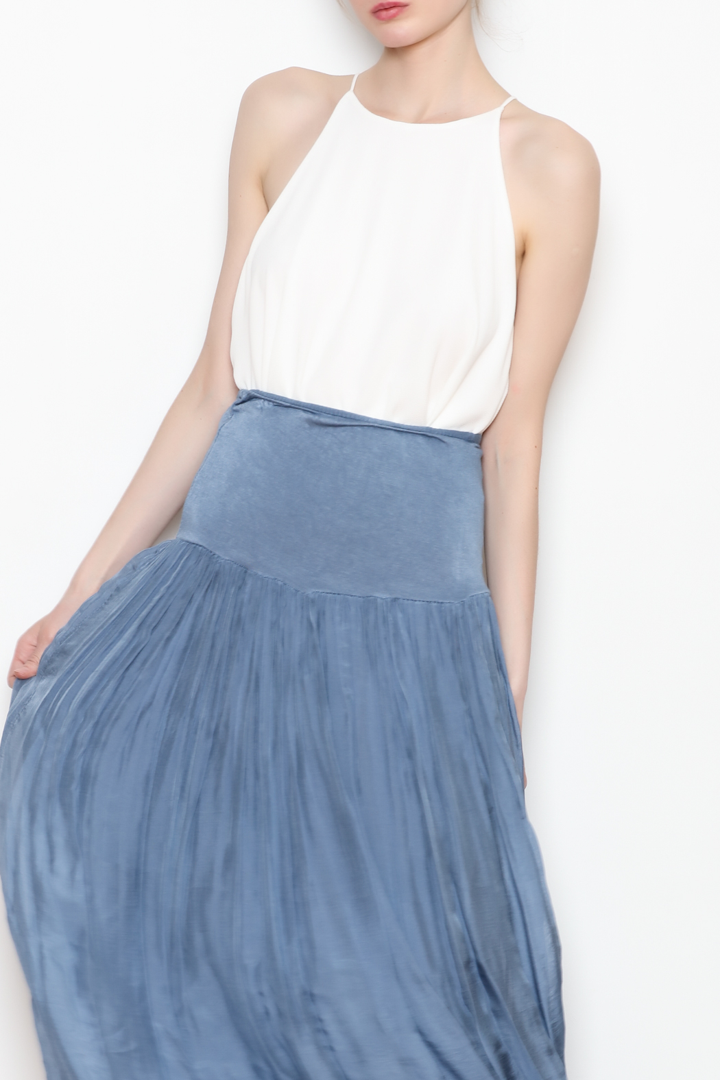 Lola Convertible Dress/Skirt - Front Full Image