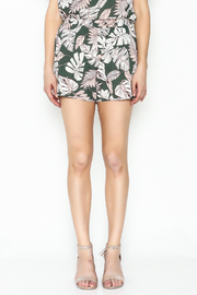 Lola Printed Shorts - Front full body