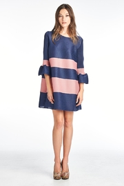 Nabisplace Lola Pleated Stripe - Product Mini Image