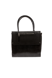 Shoptiques Product: Snake Skin Embossed Tote