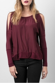 Lola & Sophie Off Shoulder Top - Front cropped