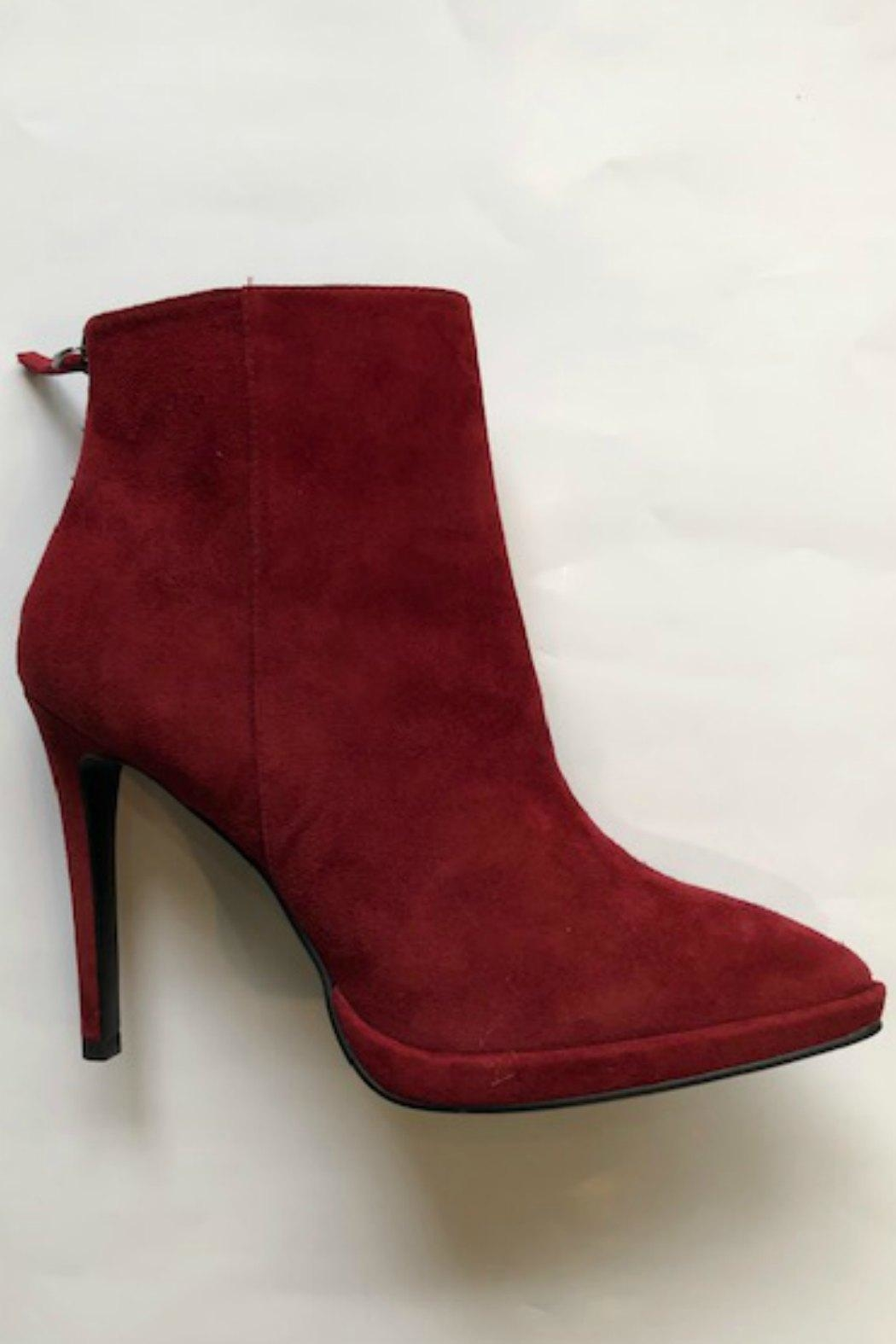 Lola Cruz Bastidas High-Heel Boot - Side Cropped Image