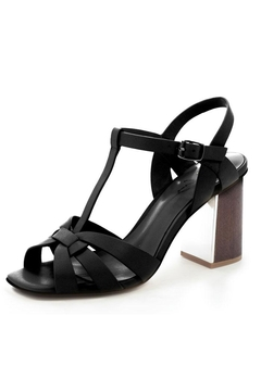 Lola Cruz Block Heel Sandal - Alternate List Image