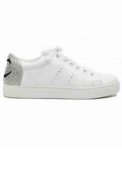 Lola Cruz Leather Sneaker Wink - Alternate List Image